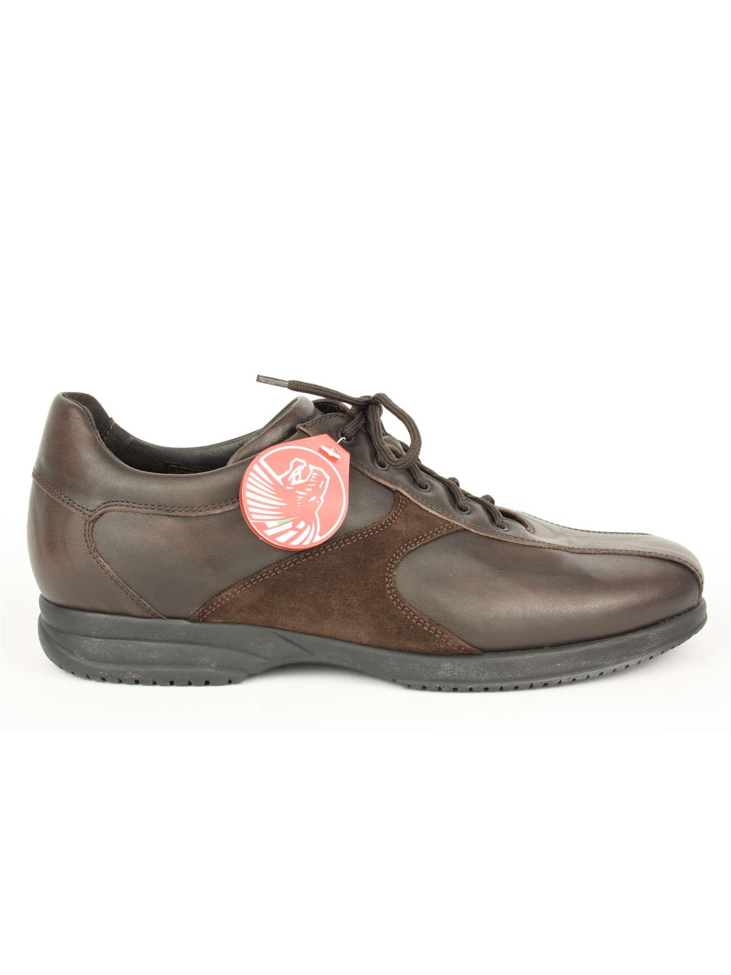 Lion Shoes 10141 Marron Scarpe Uomo c5e8979f1b0