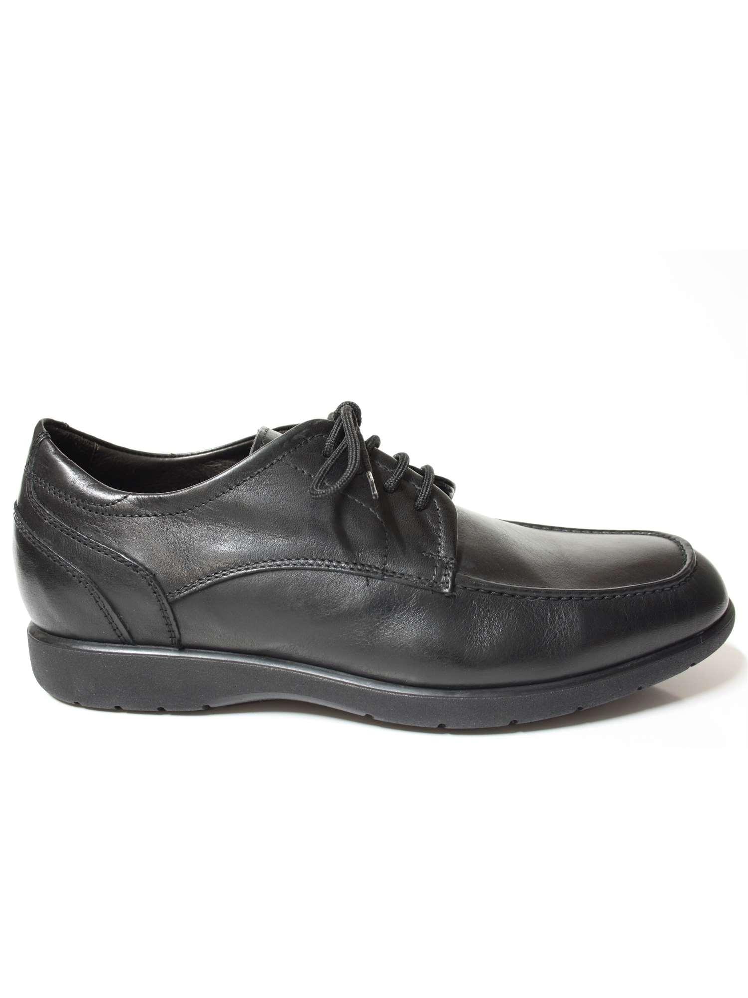 Lion Shoes 10600 Nero Scarpe Uomo 31d4ed9fbec