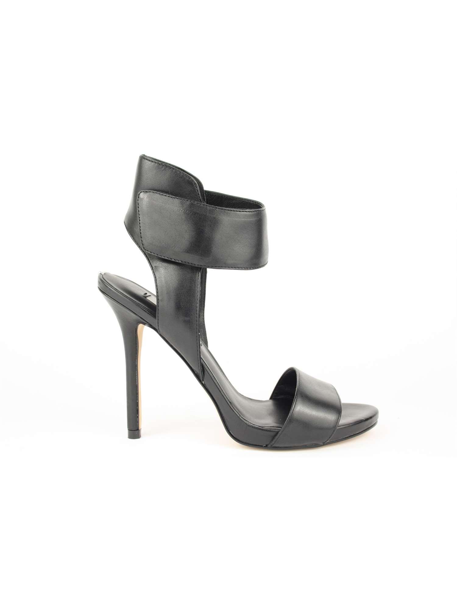 Guess Calzature Sandalo Nero | Sandalo Donna Pelle | Tania