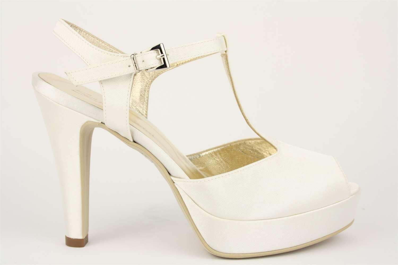 6494671eaa Sergio Cimadamore Sandalo Bianco | Sandalo Donna Raso | Tania ...