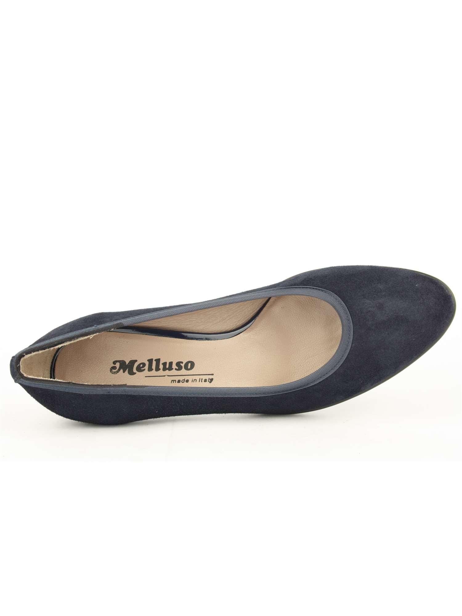 Melluso D5050 Blu Scarpe Donna 3d46d201904