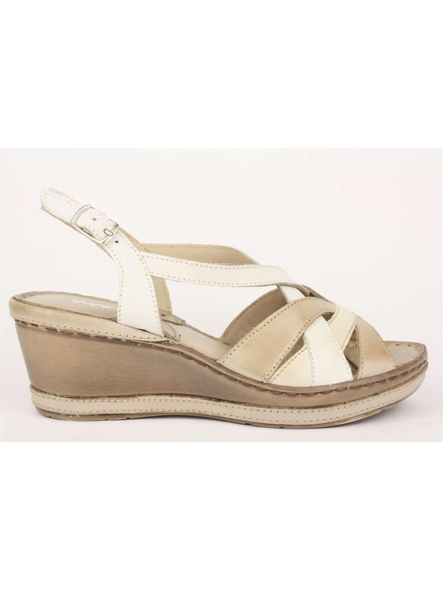 Melluso Sandalo Ebano | Sandalo Donna Pelle