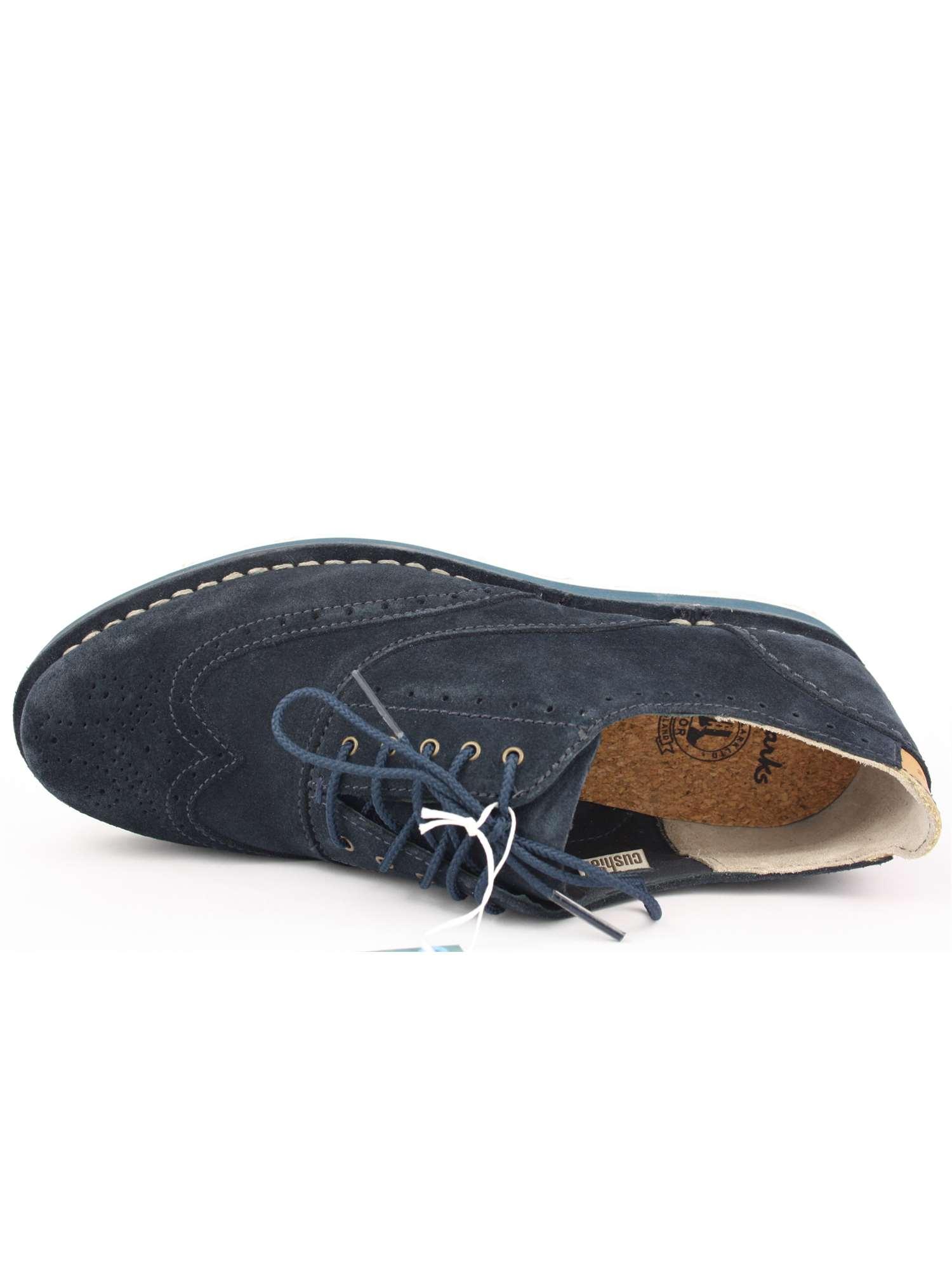 best sneakers aa6c4 24f40 Clarks Lacci Scarpa Tipo Inglese Blu   Lacci Scarpa Tipo ...