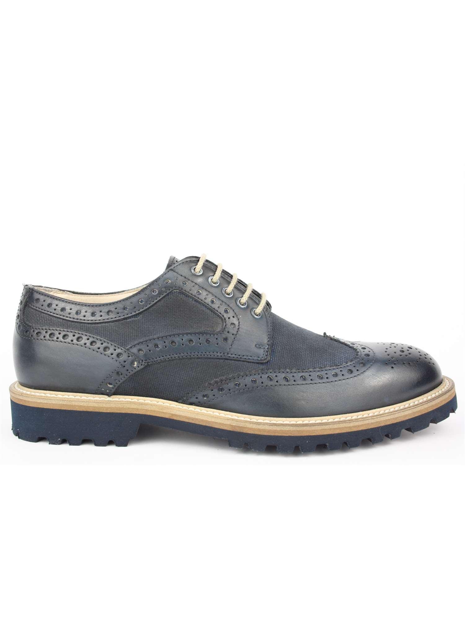 innovative design da099 49a92 Franco Fedele Lacci Scarpa Tipo Inglese Blu | Lacci Scarpa ...