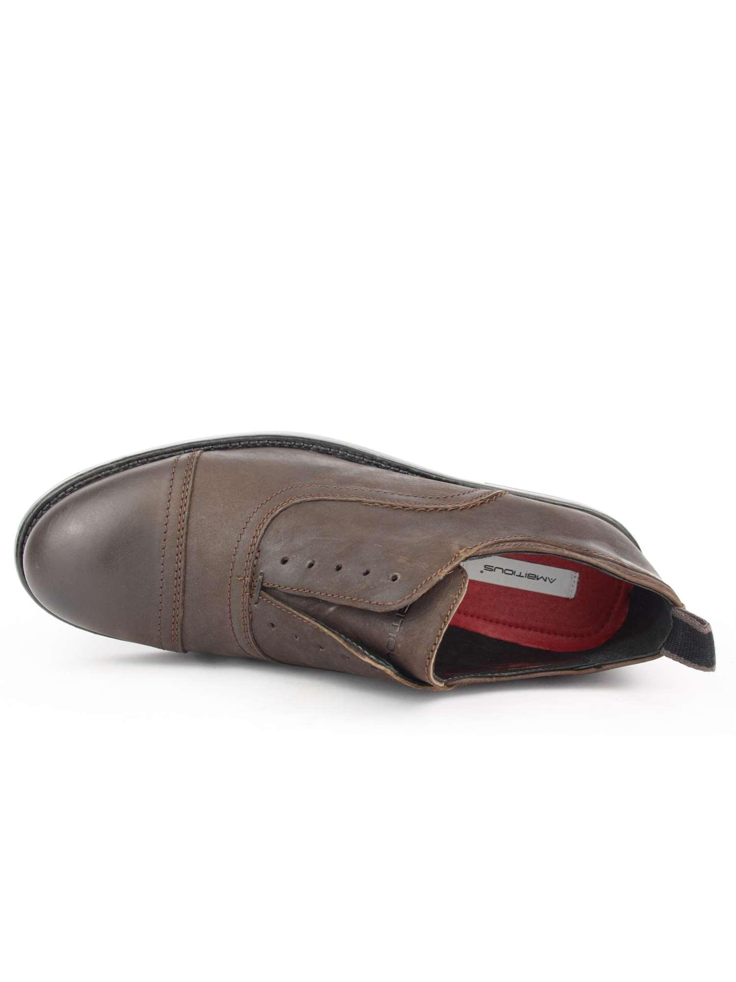 Ambitious Shoes 6844 T.moro Scarpe Uomo f7f5e53a265