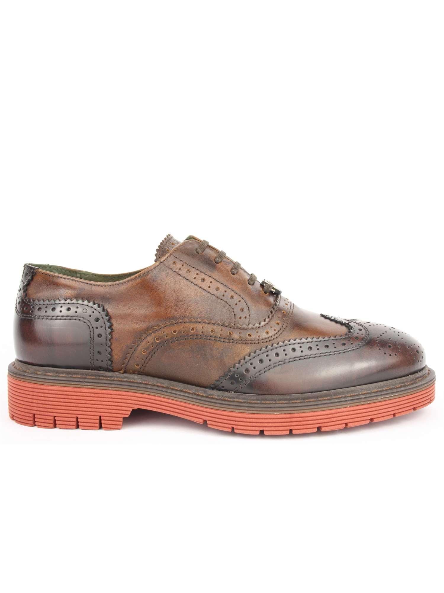 Ambitious Scarpa Marron Inglese Shoes Lacci Tipo AzAWvSHxq