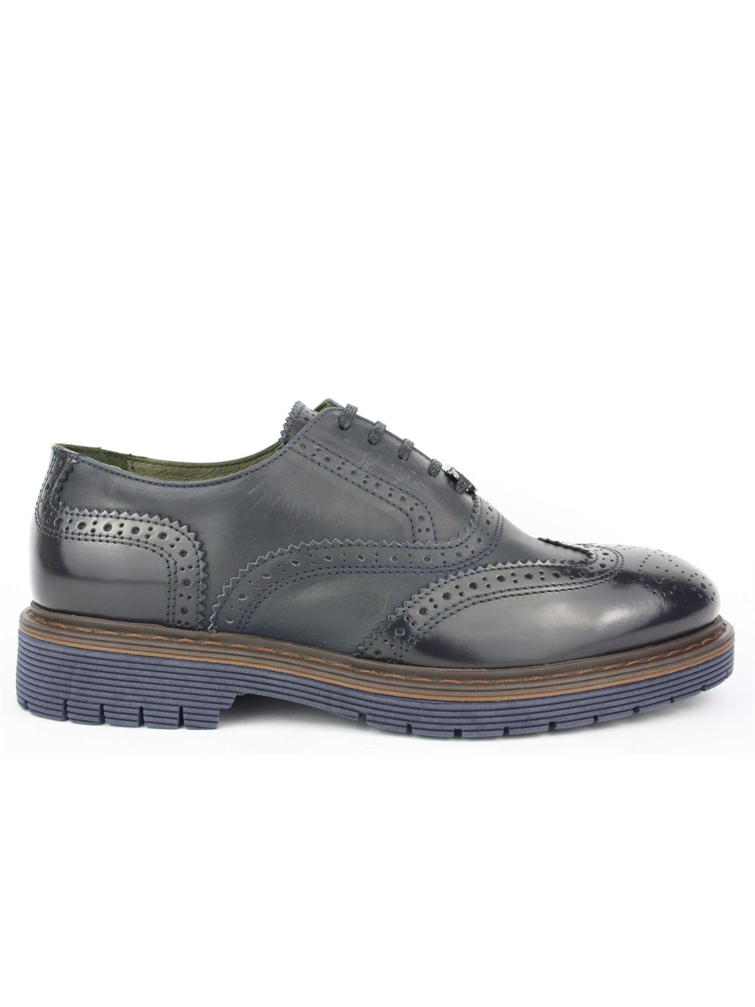Ambitious Tipo Inglese Lacci Shoes Scarpa Blu WEe9IDH2Y