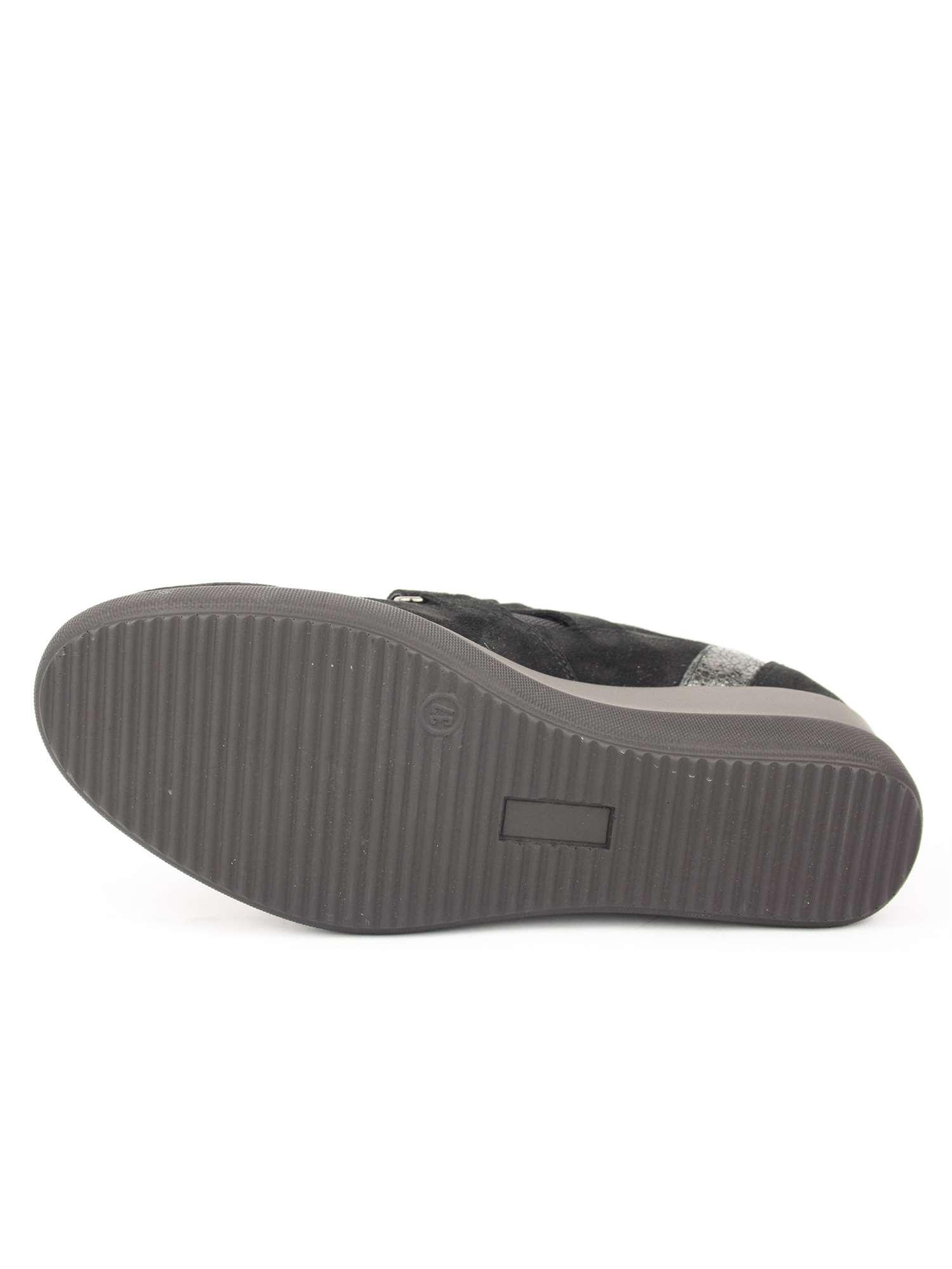 finest selection 1c36b 401e9 Moda Confort Velcro Nero | Velcro Donna Cam.tess | Tania ...