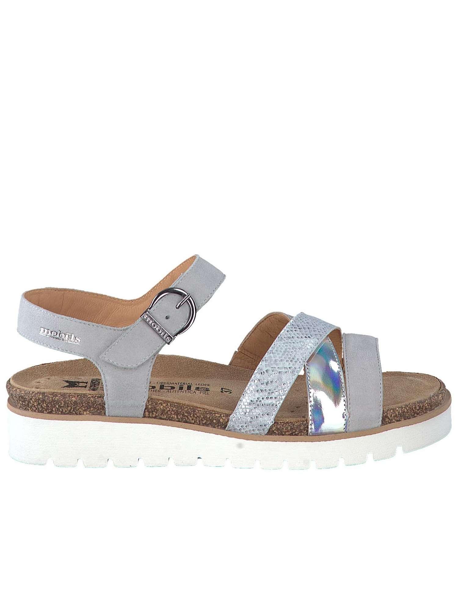 Sandali bianchi per donna Mephisto AqblE81M