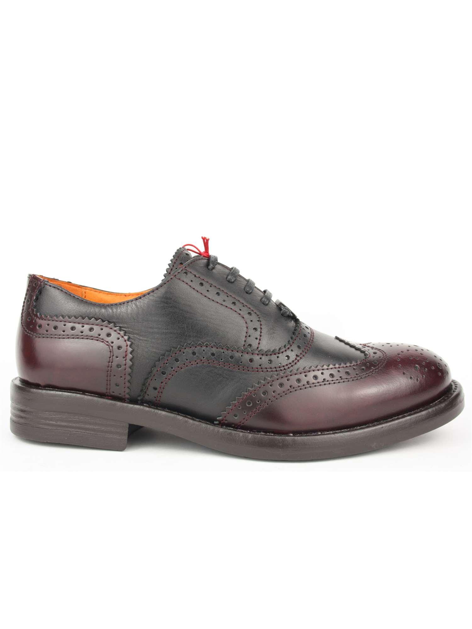 premium selection f3308 7d5e9 Ambitious Shoes 7821 Bicolore Scarpe Uomo