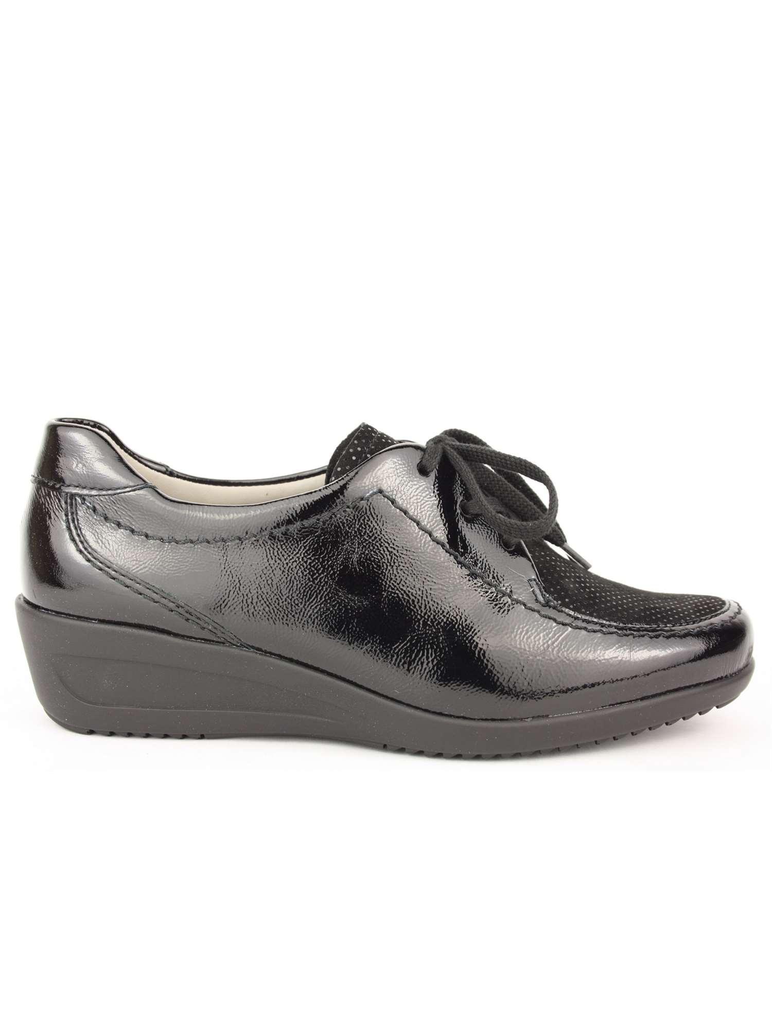 Ara Shoes Lacci Nero   Lacci Donna Vernice   Tania Calzature