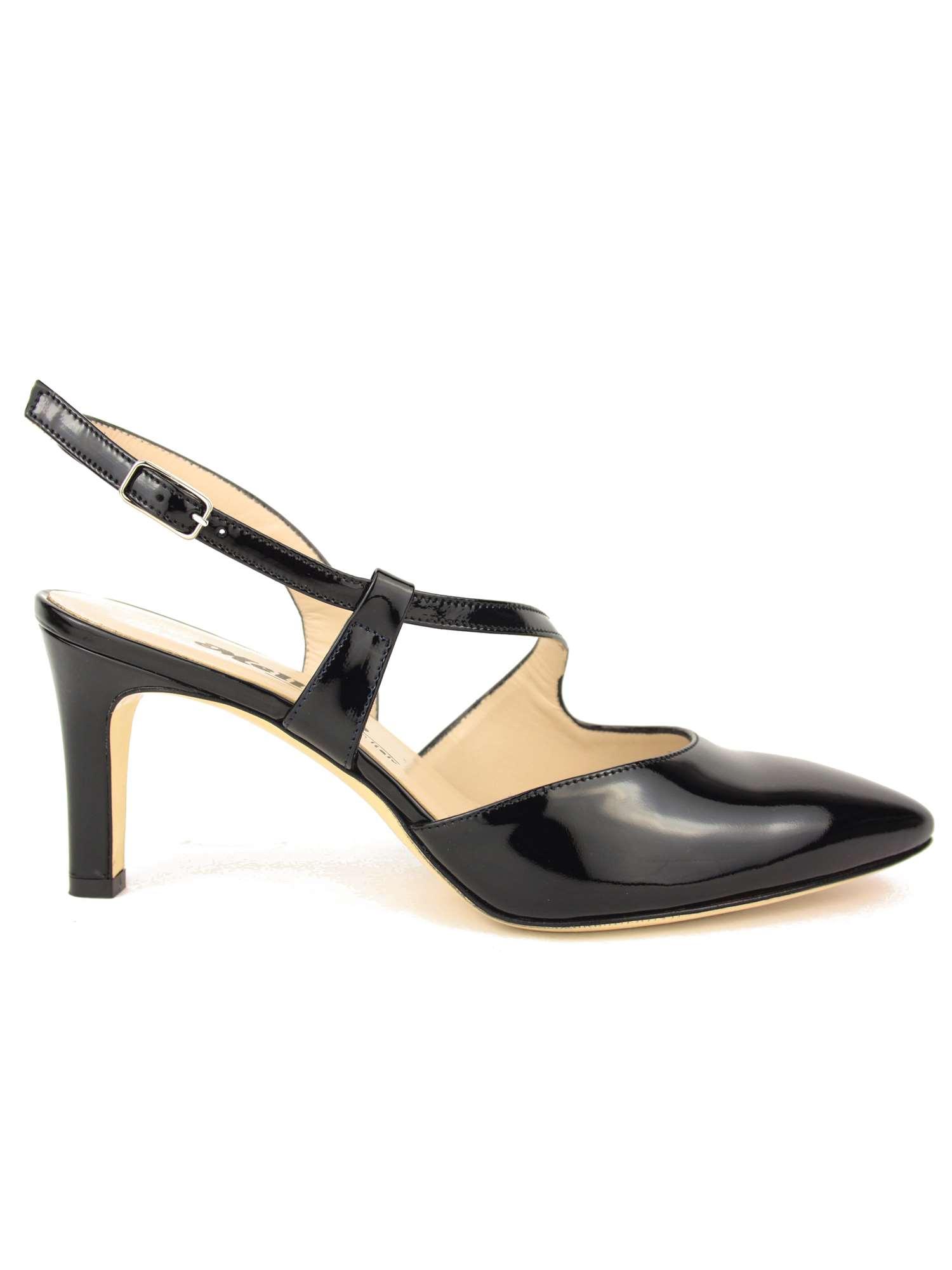 17cdad3c3d Melluso Chanel Nero | Chanel Donna Vernice | Tania Calzature Bari