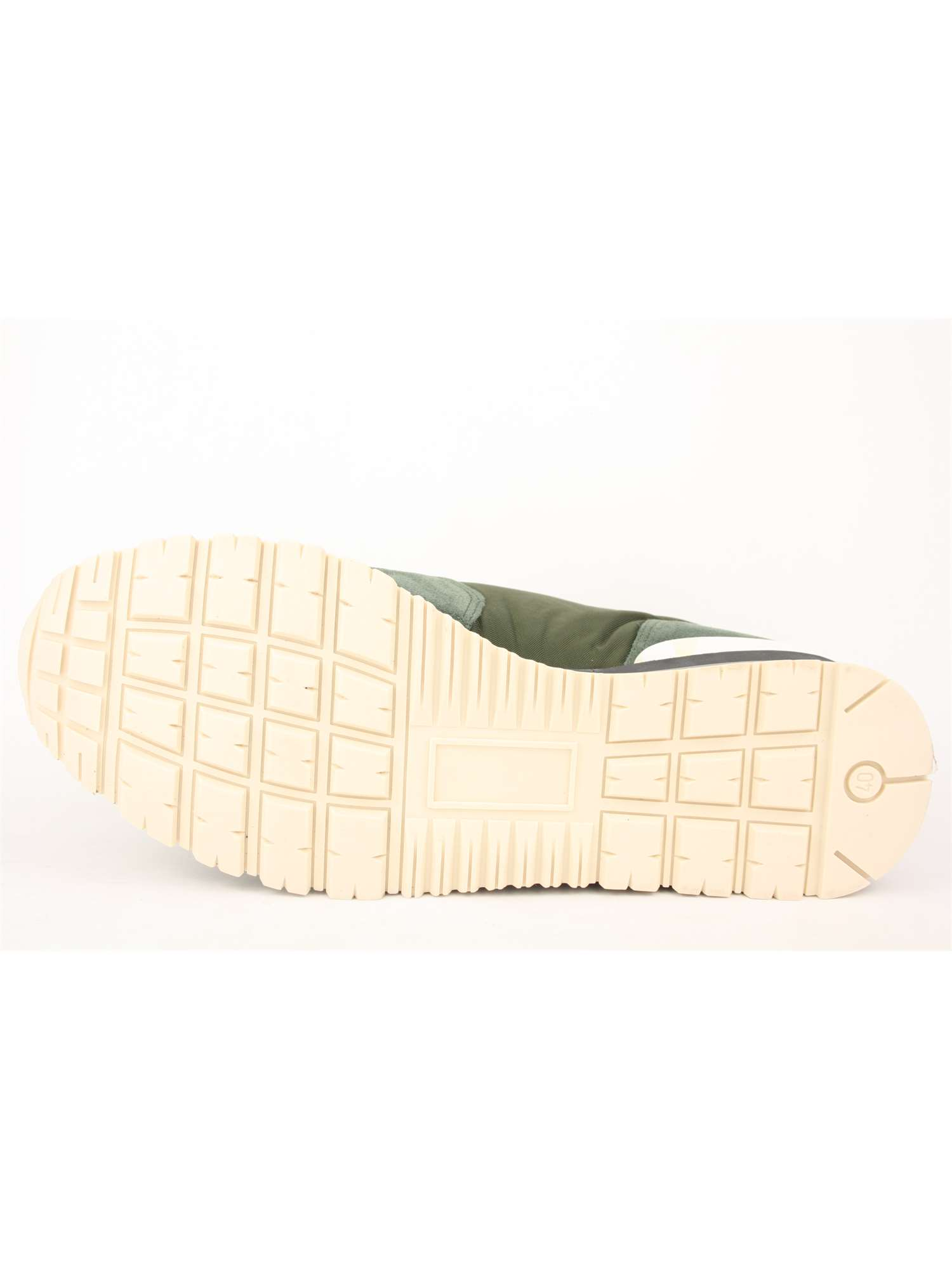Ambitious Shoes 8095 Verde Scarpe Uomo dfce3aeb91f