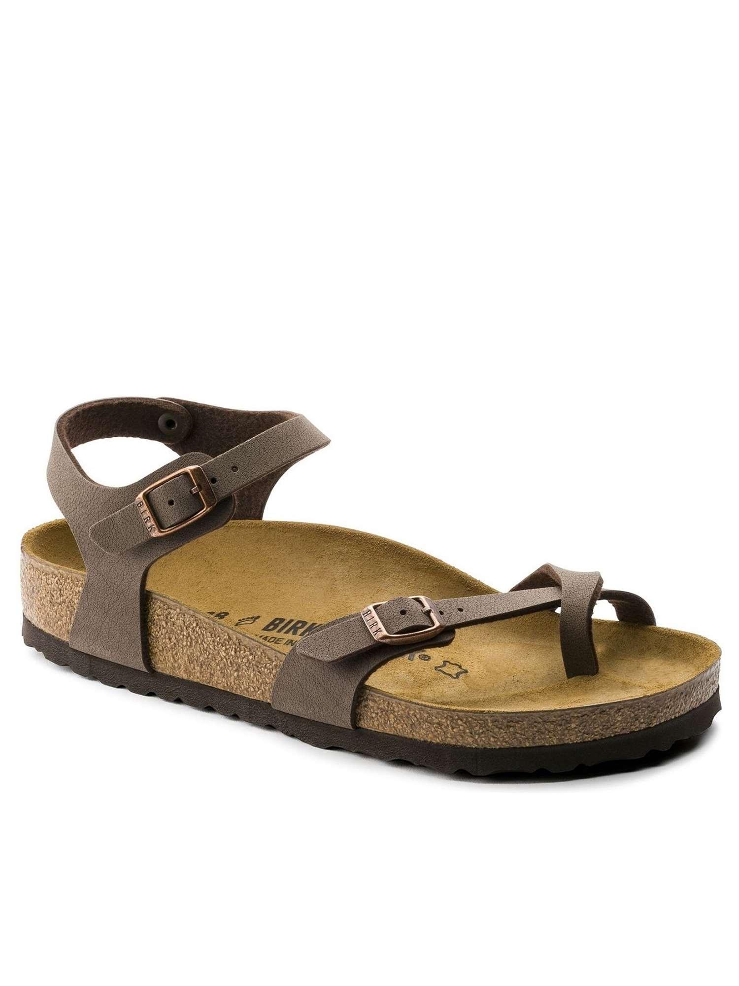 online retailer df8d9 f07e8 Birkenstock Sandalo Taupe | Sandalo Donna Econubuk | Tania ...