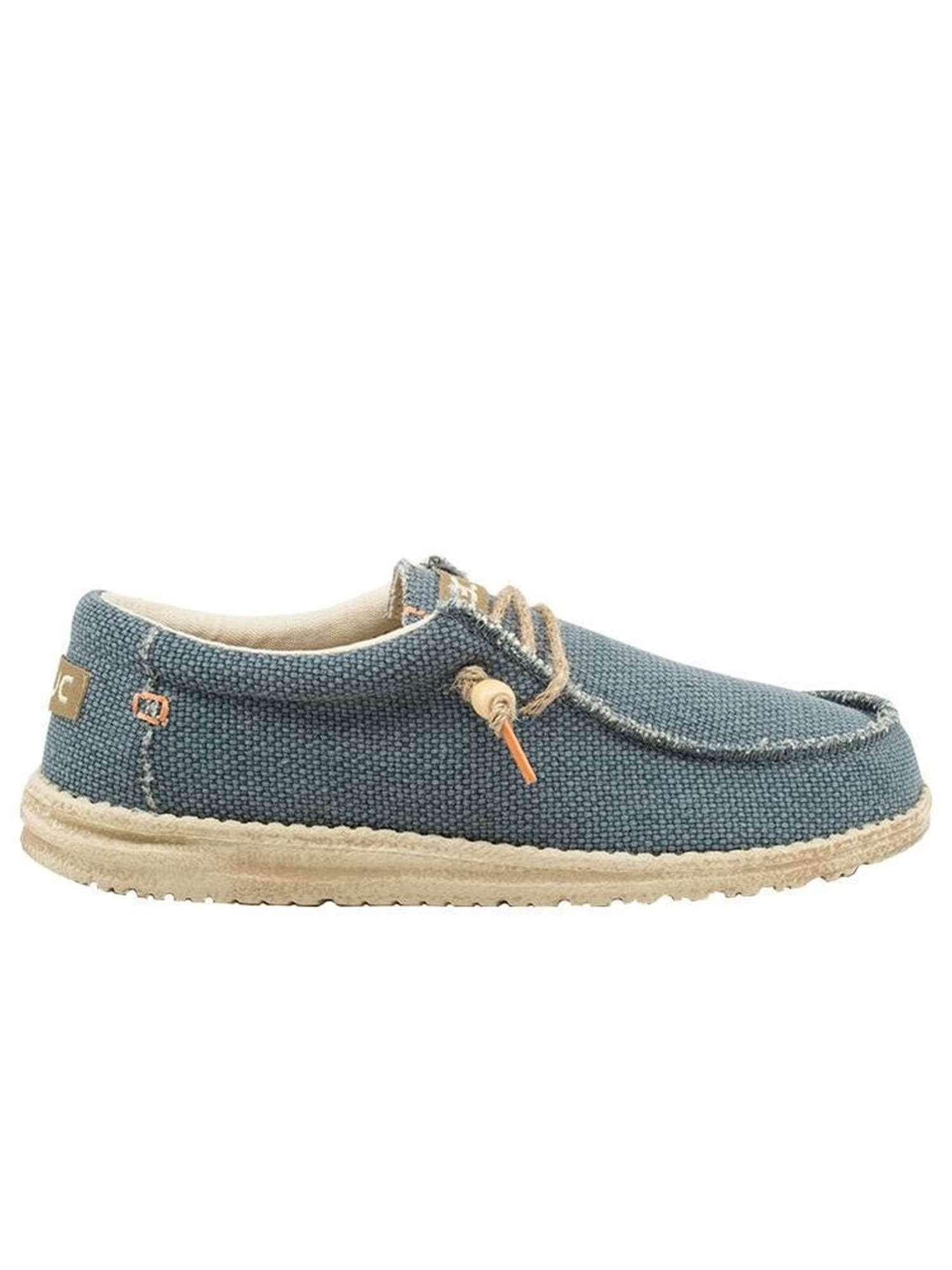 Dude Lacci Jeans | Lacci Uomo Tessuto | Tania Calzature Bari
