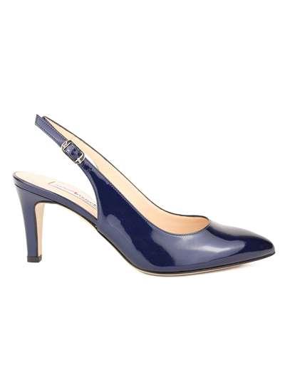 vendita uk bellissimo aspetto cerca ufficiale Musella Chanel Blu | Chanel Donna Vernice | Tania Calzature Bari