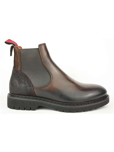 Ambitious Shoes Francesina Bicolore  c611406e45e