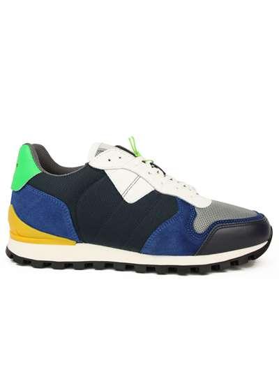 Ambitious Shoes · 9335 Blu Lacci Uomo 5e962009686